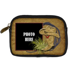 Lone Star Holiday Camera Bag By Lisa Minor   Digital Camera Leather Case   2fu8h4t5kooy   Www Artscow Com Front