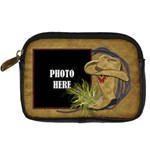 Lone Star Holiday Camera Bag - Digital Camera Leather Case