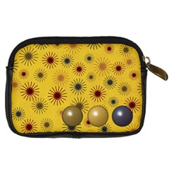 Lone Star Holiday Camera Bag By Lisa Minor   Digital Camera Leather Case   2fu8h4t5kooy   Www Artscow Com Back
