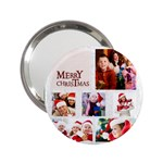 merry chriatmas - 2.25  Handbag Mirror