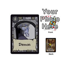 Dungeondelver 54playingcardsmini By David Barry   Playing Cards 54 (mini)   A5lpu1gez8l9   Www Artscow Com Front - Club7
