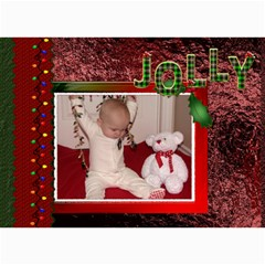 Jolly 5x7 Photo Cards By Lil    5  X 7  Photo Cards   7epzkqwg7lfm   Www Artscow Com 7 x5 Photo Card - 9