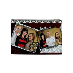 Sisters5 By Palma Taralanska   Cosmetic Bag (medium)   Nuohc3cga21b   Www Artscow Com Back