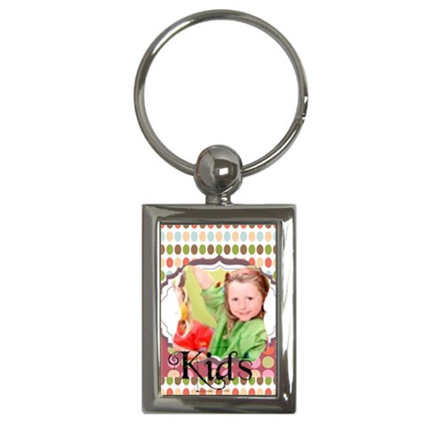 Merry Christmas By Mac Book   Key Chain (rectangle)   Bkxx21frtn0w   Www Artscow Com Front
