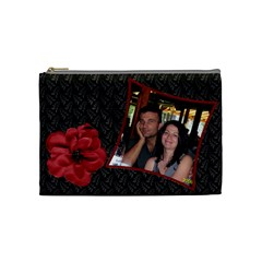 Chanta1 By Lilia Nenova   Cosmetic Bag (medium)   77mvrna4cpkv   Www Artscow Com Front
