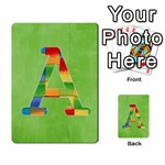 Photo Final - Multi-purpose Cards (Rectangle)