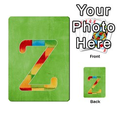 Photo Final By Jess Giglio   Multi Purpose Cards (rectangle)   Pudd3efyacil   Www Artscow Com Front 52