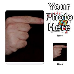Photo Final By Jess Giglio   Multi Purpose Cards (rectangle)   Pudd3efyacil   Www Artscow Com Back 7