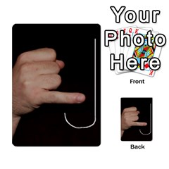 Photo Final By Jess Giglio   Multi Purpose Cards (rectangle)   Pudd3efyacil   Www Artscow Com Back 10