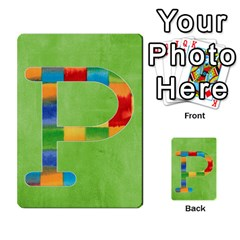 Photo Final By Jess Giglio   Multi Purpose Cards (rectangle)   Pudd3efyacil   Www Artscow Com Front 16