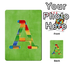 Photo Final By Jess Giglio   Multi Purpose Cards (rectangle)   Pudd3efyacil   Www Artscow Com Front 27