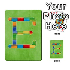 Photo Final By Jess Giglio   Multi Purpose Cards (rectangle)   Pudd3efyacil   Www Artscow Com Front 31