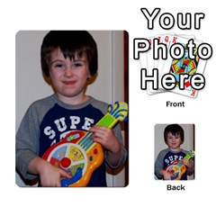 Photo Final By Jess Giglio   Multi Purpose Cards (rectangle)   Pudd3efyacil   Www Artscow Com Back 33