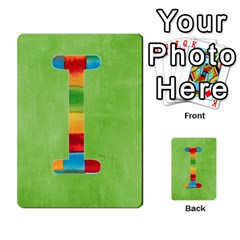 Photo Final By Jess Giglio   Multi Purpose Cards (rectangle)   Pudd3efyacil   Www Artscow Com Front 35