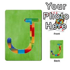 Photo Final By Jess Giglio   Multi Purpose Cards (rectangle)   Pudd3efyacil   Www Artscow Com Front 36