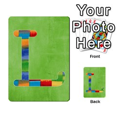 Photo Final By Jess Giglio   Multi Purpose Cards (rectangle)   Pudd3efyacil   Www Artscow Com Front 37
