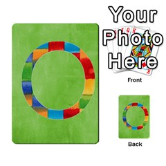 Photo Final By Jess Giglio   Multi Purpose Cards (rectangle)   Pudd3efyacil   Www Artscow Com Front 41