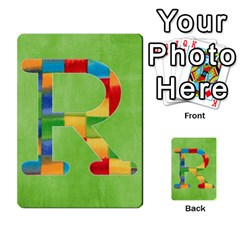 Photo Final By Jess Giglio   Multi Purpose Cards (rectangle)   Pudd3efyacil   Www Artscow Com Front 44
