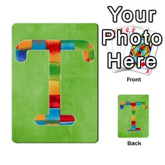 Photo Final By Jess Giglio   Multi Purpose Cards (rectangle)   Pudd3efyacil   Www Artscow Com Front 46