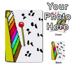 Photo Final By Jess Giglio   Multi Purpose Cards (rectangle)   Pudd3efyacil   Www Artscow Com Back 50