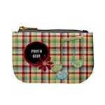 Holiday Melodies Coin Bag 2 - Mini Coin Purse