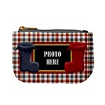 Lone Star Holiday Coin Bag 2 - Mini Coin Purse
