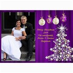 christmas card - 5  x 7  Photo Cards