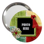 Happy Holidays 3  Handbag Mirror 1