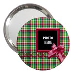 Merry and Bright 3  Handbag Mirror 1