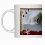 White Mug_Surf s Up