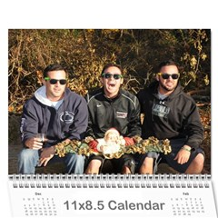Loy Cal 2013 By Jj   Wall Calendar 11  X 8 5  (12 Months)   Ikq7366b4h3w   Www Artscow Com Cover