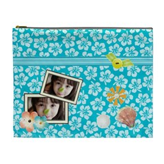 My Little Girl Cosmetic Bag (xl) By Joanne5   Cosmetic Bag (xl)   R65vqnqocinv   Www Artscow Com Front