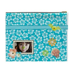 My Little Girl Cosmetic Bag (xl) By Joanne5   Cosmetic Bag (xl)   R65vqnqocinv   Www Artscow Com Back
