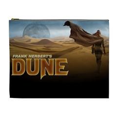 Bolsa Dune Ac8638 By Miguel Angel Alvarez Congosto   Cosmetic Bag (xl)   Rt7u4si8l9j8   Www Artscow Com Front