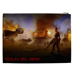 Manual Dune By Miguel Angel Alvarez Congosto   Cosmetic Bag (xxl)   Ni28qpfbzuy5   Www Artscow Com Back