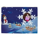 Winter Night Cosmetic bag (XXL)