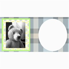 10 Cards With  Old Teddy Bears With Old Fashioned Backgrounds By Riksu   4  X 8  Photo Cards   Itsd08ccqqsn   Www Artscow Com 8 x4 Photo Card - 2