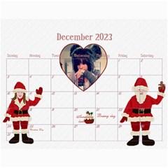 2015 Nannies Calendar By Claire Mcallen   Wall Calendar 11  X 8 5  (12 Months)   Ueg3g0iga2a4   Www Artscow Com Dec 2015