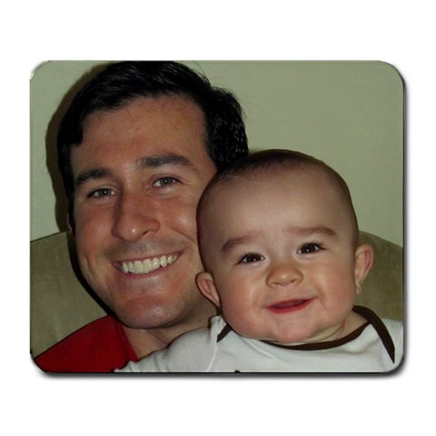 Andrew By Joe   Large Mousepad   3gvbfgk0lxeb   Www Artscow Com Front