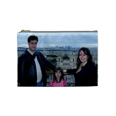 Chanta Paris 1 By Georgi Georgiev   Cosmetic Bag (medium)   Yxrtipeyp60u   Www Artscow Com Front