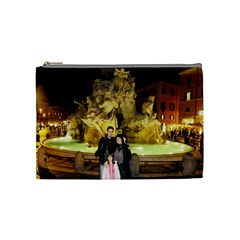 Chanta Roma 1 By Georgi Georgiev   Cosmetic Bag (medium)   Pv6mj7glc9gd   Www Artscow Com Front