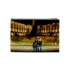 Chanta Roma 1 By Georgi Georgiev   Cosmetic Bag (medium)   Pv6mj7glc9gd   Www Artscow Com Back