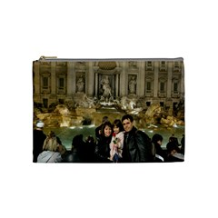Chanta Roma 2 By Georgi Georgiev   Cosmetic Bag (medium)   83roexrt9t0d   Www Artscow Com Front