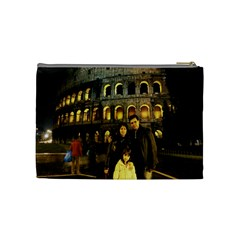 Chanta Roma 2 By Georgi Georgiev   Cosmetic Bag (medium)   83roexrt9t0d   Www Artscow Com Back
