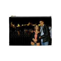 Chanta Chehia 1 By Georgi Georgiev   Cosmetic Bag (medium)   Ctx03bqv17fm   Www Artscow Com Front