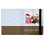 merry christmas - Apple iPad 2 Flip Case