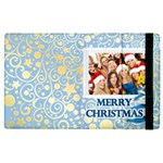merry christmas, happy new year, xmas - Apple iPad 2 Flip Case