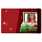 merry christmas, happy new year, xmas - Apple iPad 3/4 Flip Case