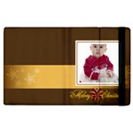 merry christmas, happy new year, xmas - Apple iPad 3/4 Flip Case