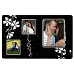 Love Applie iPad 3 Flip Case - Apple iPad 3/4 Flip Case